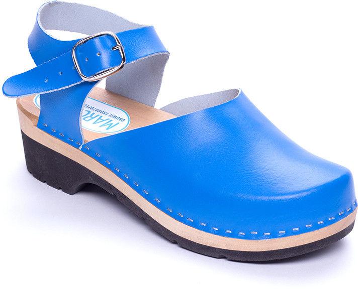 Sandały typu drewniaki, chodaki