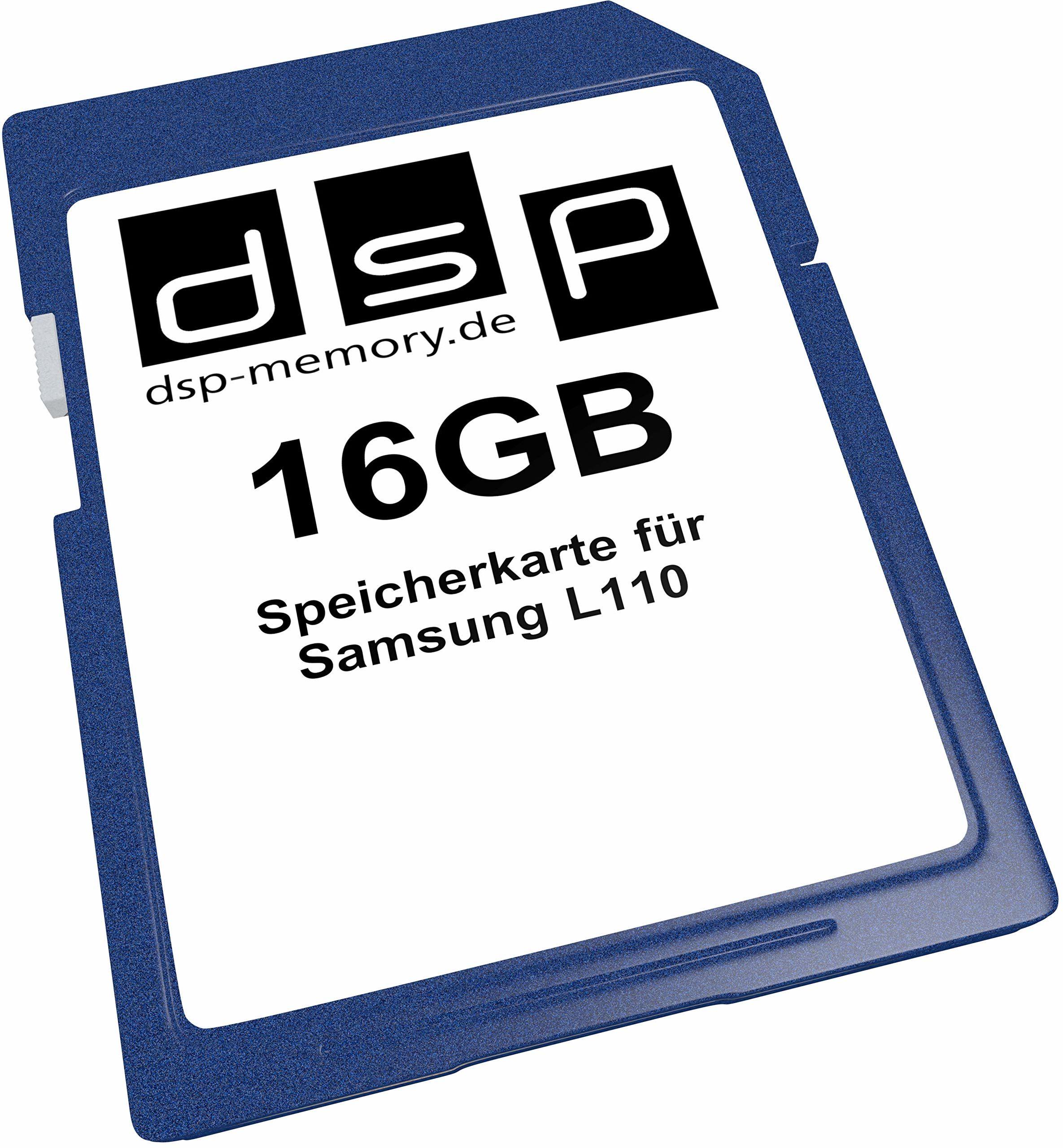 Karta pamięci 16 GB do Samsung L110