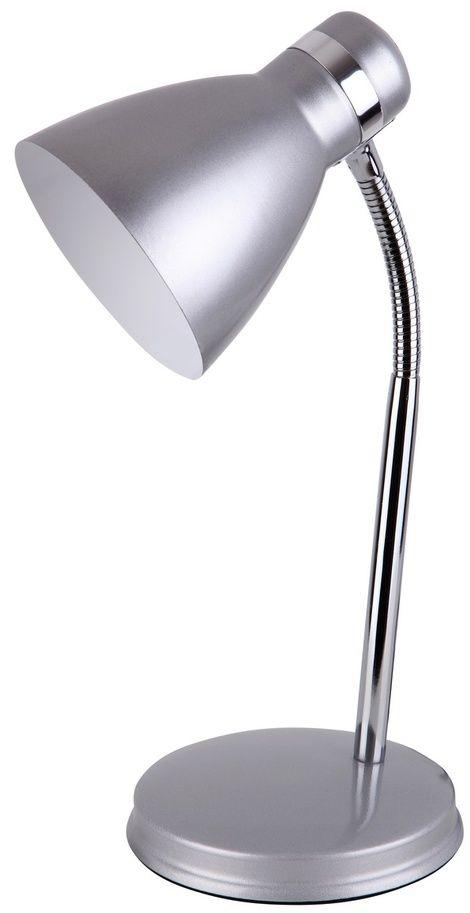 Rabalux 4206 Patric lampa stołowa, srebrny
