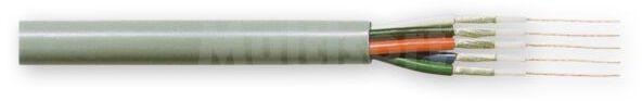Kabel koncentryczny 5 żyłowy