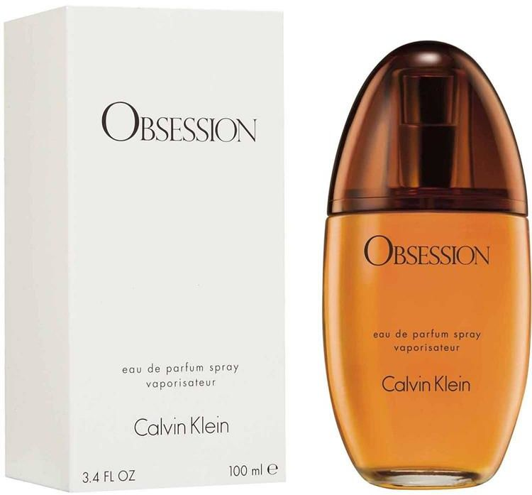 Calvin Klein Obsession For Women 100ml woda perfumowana [W]