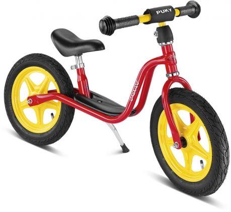 PUKY Rowerek biegowy standard, czerwony 4003