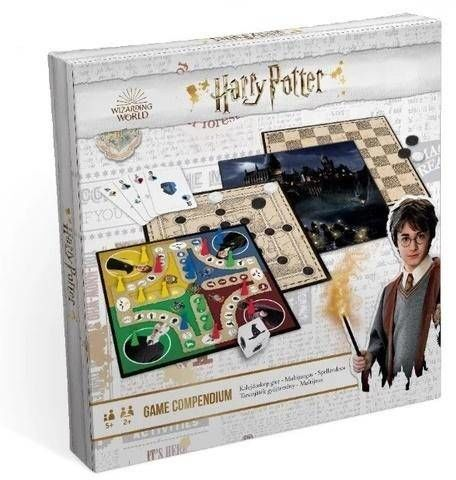 Kalejdoskop gier Harry Potter CARTAMUNDI