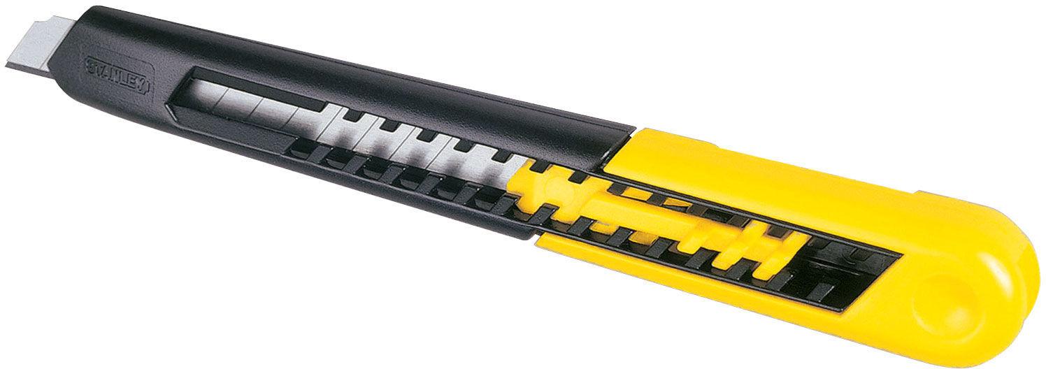 Nożyk plastikowy ostrze łamane 18mm [l]