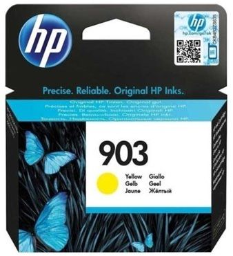 Wkład atramentowy HP 903 Żółty T6L95AE