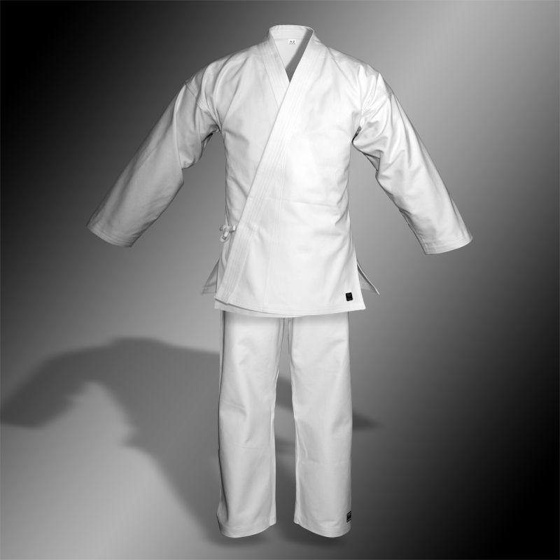 kimono do karate TONBO - PREMIUM, białe, 12oz