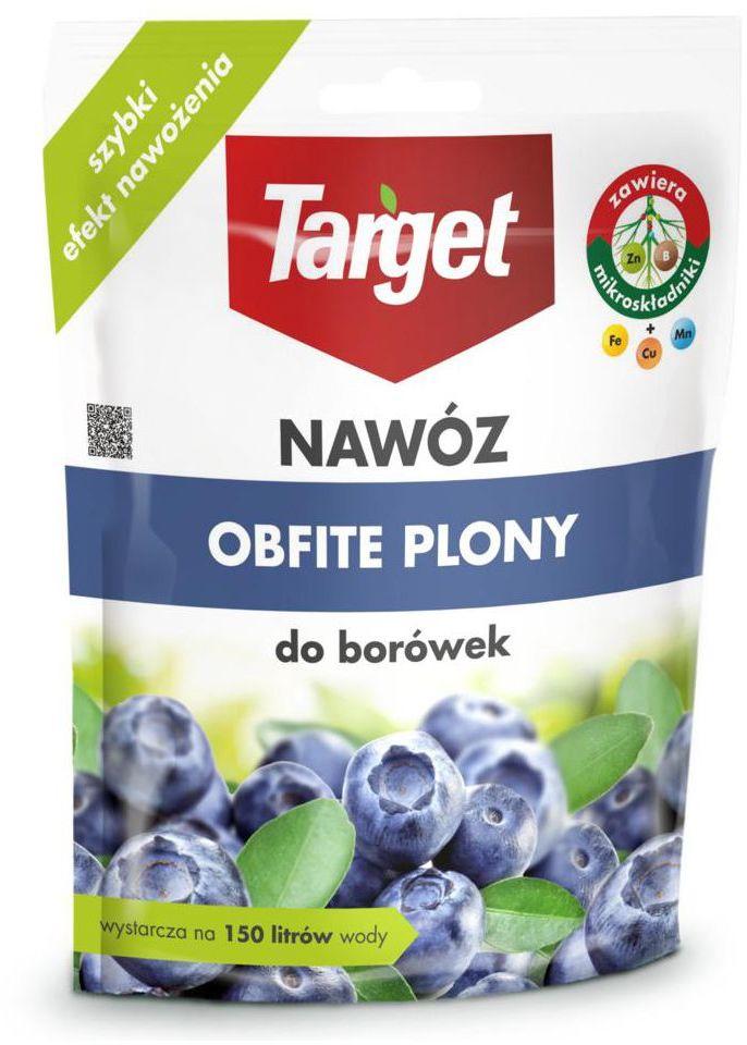 Nawóz do borówek OBFITE PLONY 0,15 kg TARGET