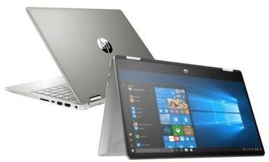 Laptop HP Pavilion x360 konwertowalny 14-dh1002nw 9HK79EA