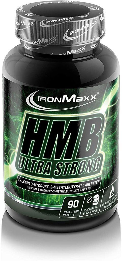 Ironmaxx HMB - 90 tabletek