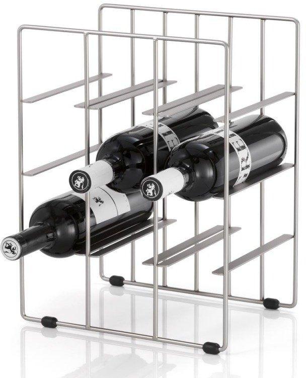 Blomus - pilare - stojak na wino - 9 butelek