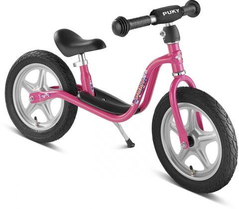 PUKY Rowerek biegowy standard, różowy 4002