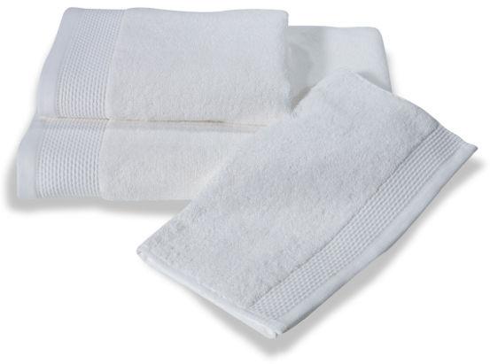 Bambusowy ręcznik kąpielowy BAMBOO 85x150cm Biały