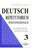 Deutsch 3-repetytorium tematyczno-leksykalne+cd g r a t i s