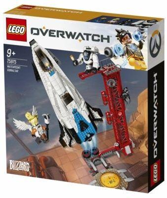 Klocki LEGO Overwatch Posterunek: Gibraltar (75975). > RABATOMANIA! 5-ty produkt 99% TANIEJ! ODBIÓR W 29 MIN DARMOWA DOSTAWA DOGODNE RATY!