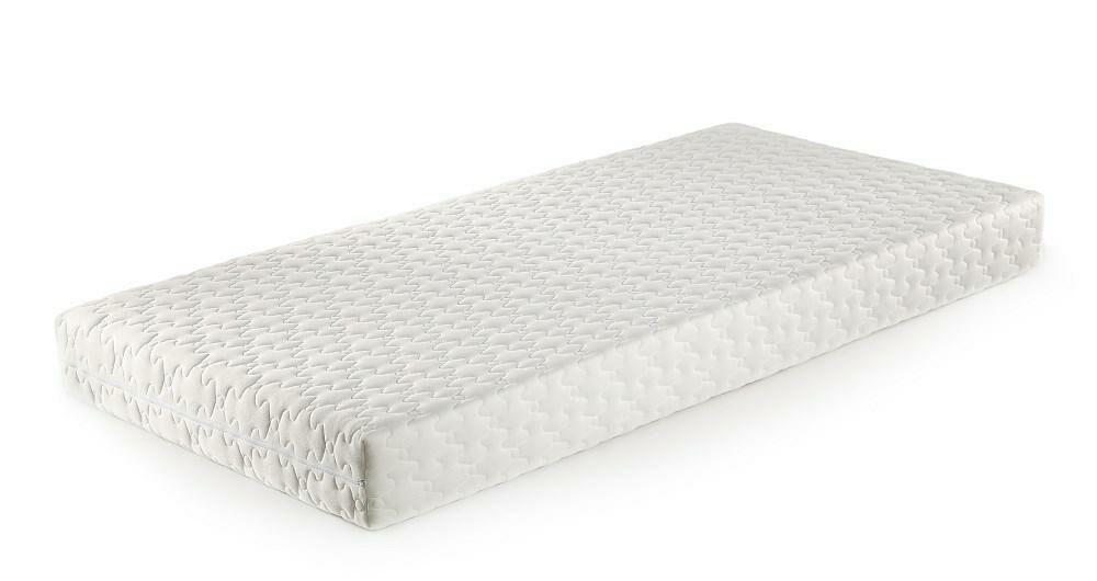 Pokrowiec na materac 200x200x18 Anti Allergic Premium biały AMW