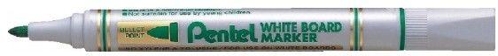 Marker suchościeralny Pentel MW85 - zielony