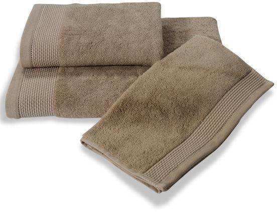 Bambusowy ręcznik kąpielowy BAMBOO 85x150cm Beżowy