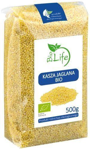 Kasza Jaglana 500g - BioLife