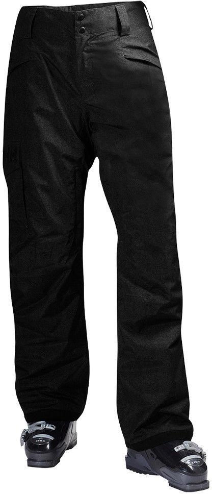 Spodnie narciarskie SOGN CARGO PANT black