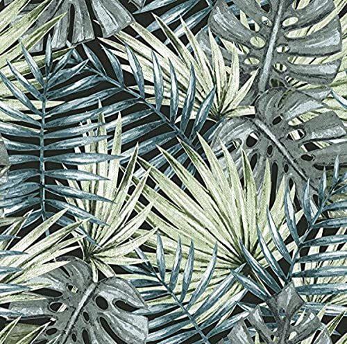 DansLemur 1051-1 fototapeta Fan Palm, wielokolorowa, 60 x 18 x 18 cm