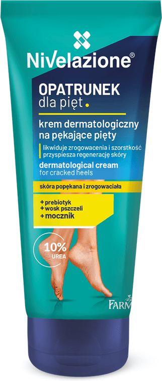 NVELAZIONE Krem dermatologiczny na pękające pięty 75ml