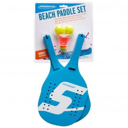 Speedminton zestaw plażowy BEACH PADDLE SET