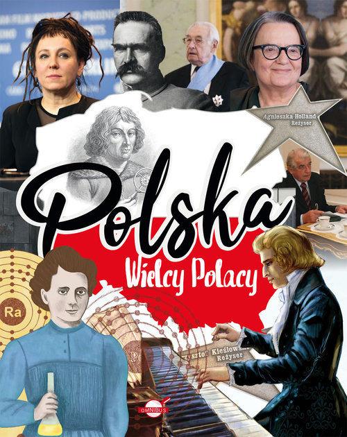 Polska Wielcy Polacy ZAKŁADKA DO KSIĄŻEK GRATIS DO KAŻDEGO ZAMÓWIENIA