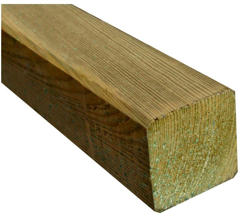 Kantówka drewniana 7x7x210 cm STELMET