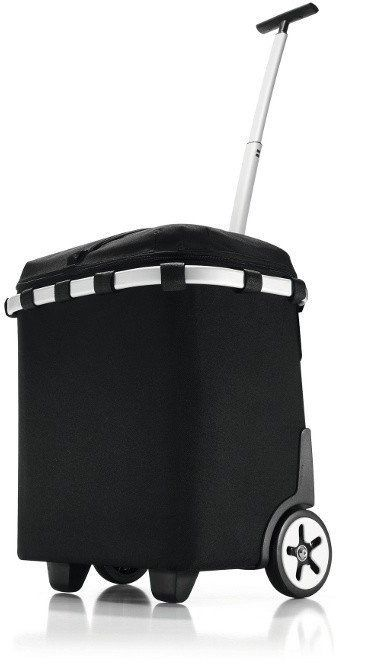 Reisenthel - wózek na zakupy carrycruiser iso - black