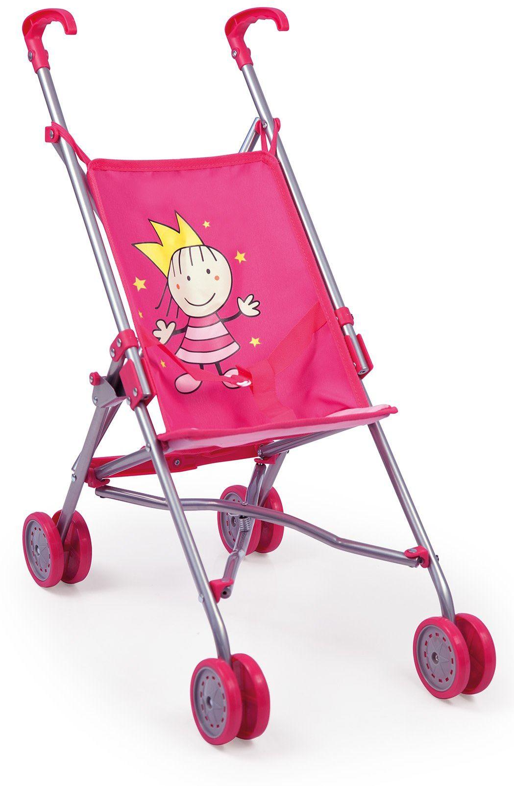 Bayer Design 3018201 lalka buggy księżniczka