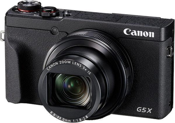 Canon PowerShot G5X Mark II Czarny