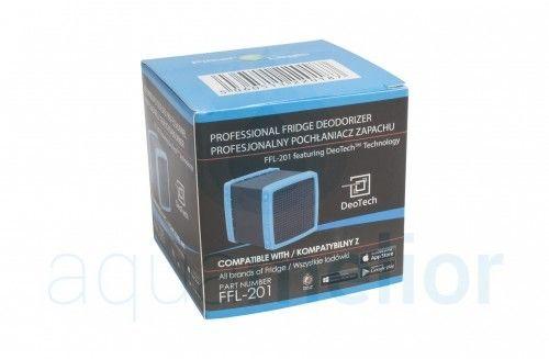 Pochłniacz zapachów FilterLogic DuoTech FFL-201 do lodówki FilterLogic