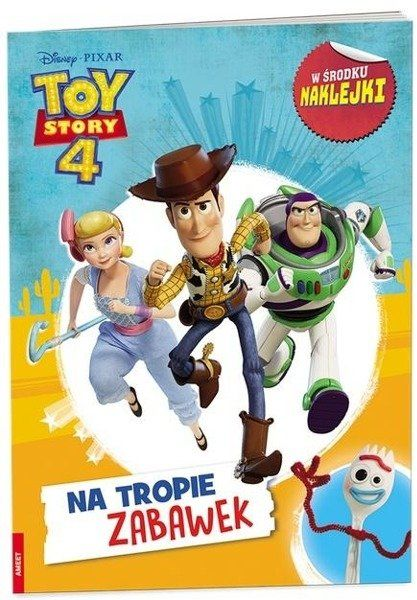 Toy Story 4 Na tropie zabawek