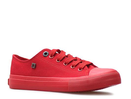 Trampki Big Star AA274007 Czerwone