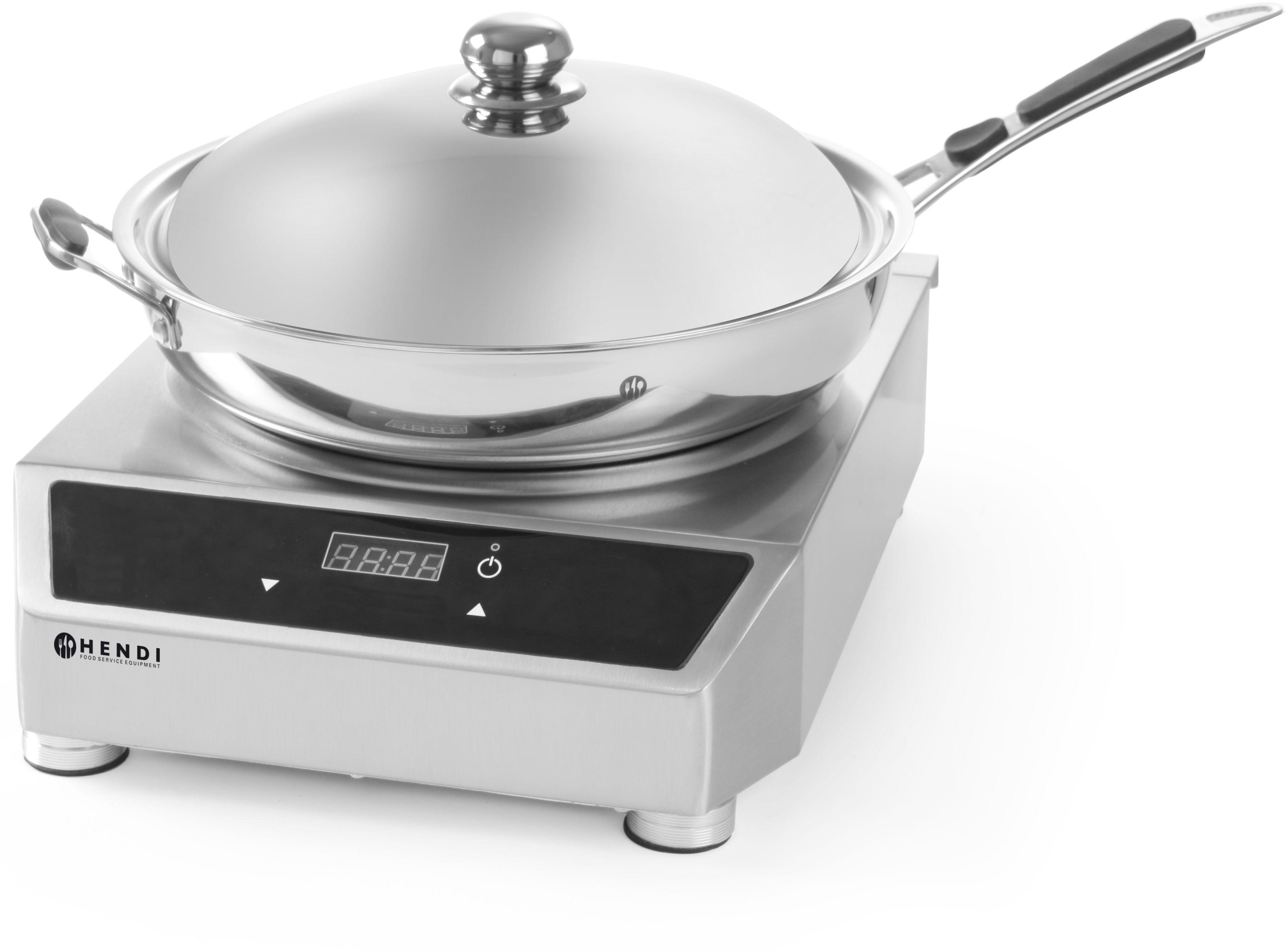 Kuchenka indukcyjna wok