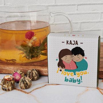 I love you, baby - Herbata kwitnąca