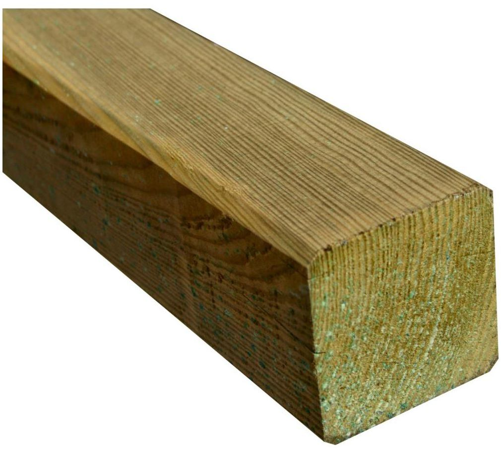 Kantówka drewniana 7x7x240 cm STELMET