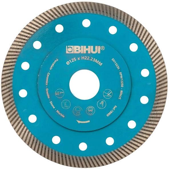 BIHUI Tarcza diamentowa SUPER THIN do płytek 125mm
