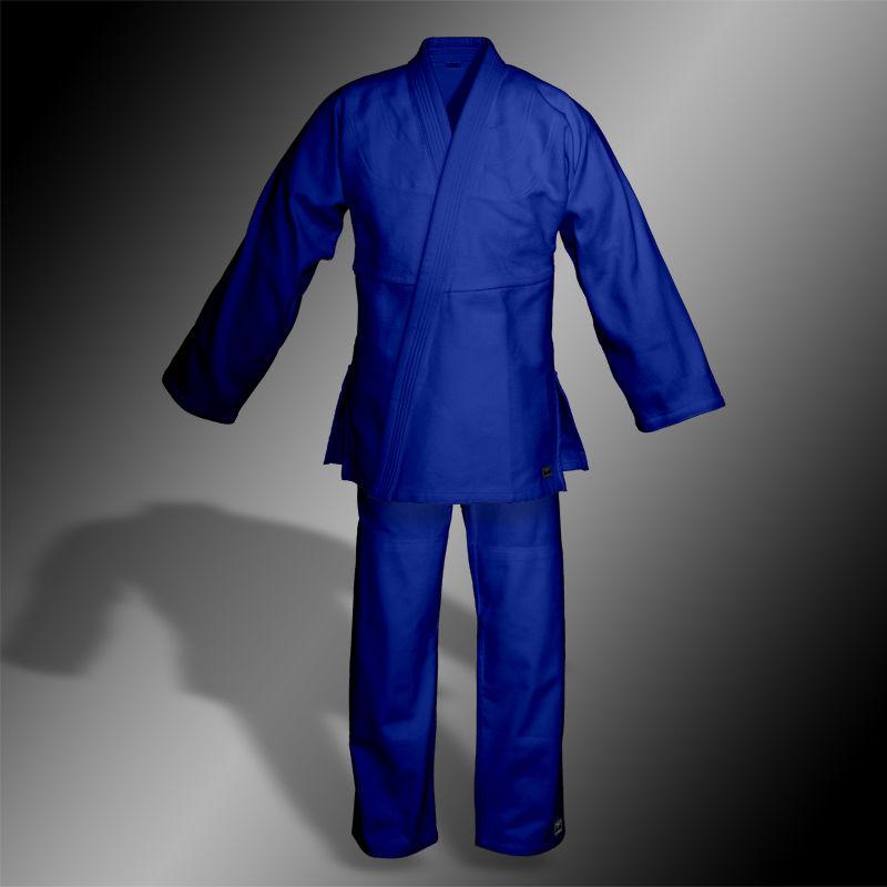 kimono do ju-jitsu TONBO - PEARL, niebieskie, 580g/m2