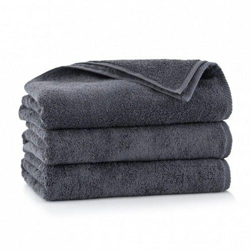 ZWOLTEX Ręcznik KIWI 2 Grafit 30x50