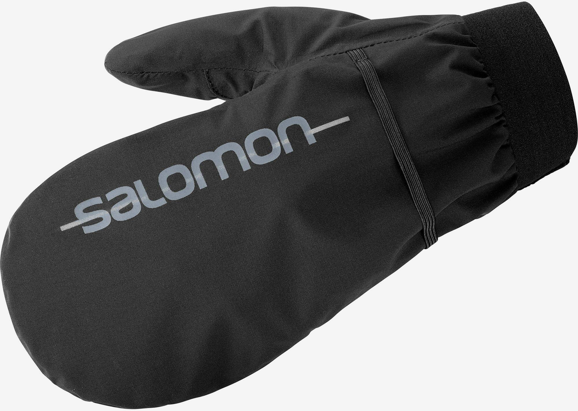 Rękawiczki Salomon Bonatti WP Mitten U Black