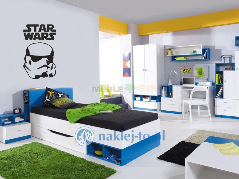 naklejka Star Wars naklejka na ścianę