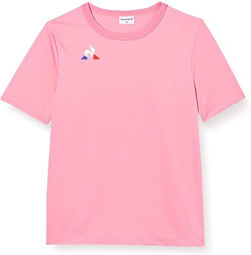 Le Coq Sportif N 1 Maillot Match Enfant Mc Carnati podkoszulek, Pink Carnation, 8A