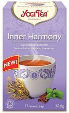 Herbatka WEWNĘTRZNA HARMONIA BIO (17 x 1.8 g) 30,6 g Yogi Tea