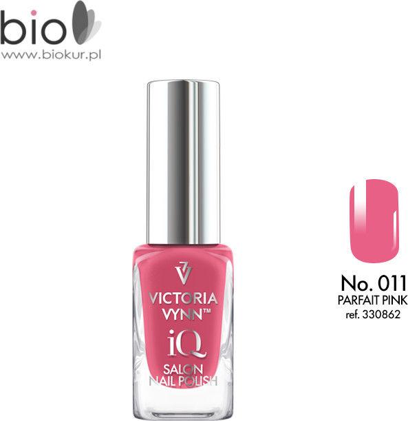 Lakier klasyczny Nail Polish iQ 011 PARFAIT PINK Victoria Vynn - 9 ml