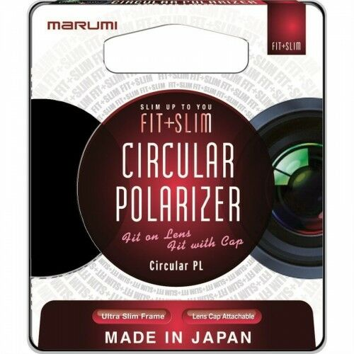 Marumi Fit + Slim Circular PL 37mm filtr polaryzacyjny