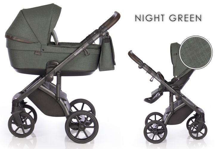 ROAN BLOOM+FOTELIK (DO WYBORU)+GRATIS! DARMOWA DOSTAWA! ODBIÓR OSOBISTY! - Night Green