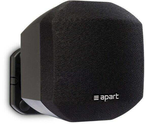 Apart MASK2-BL głośnik kompaktowy 2.5 35W (Para) - czarny
