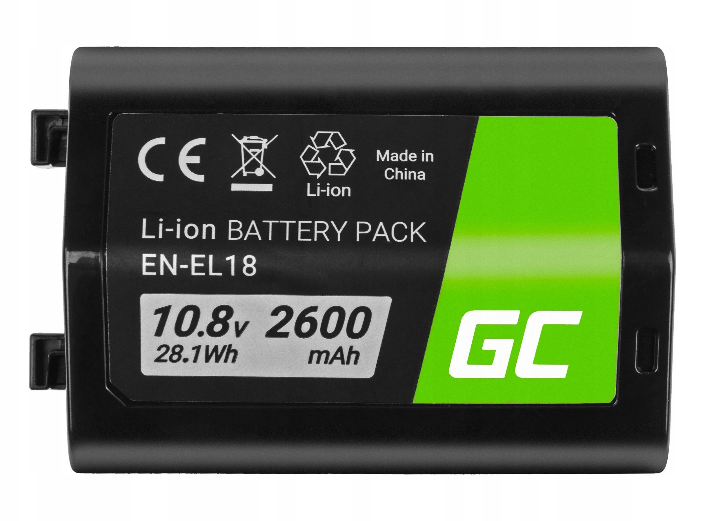 NIKON EN-EL18 Lithium-ion Battery AM4X26004