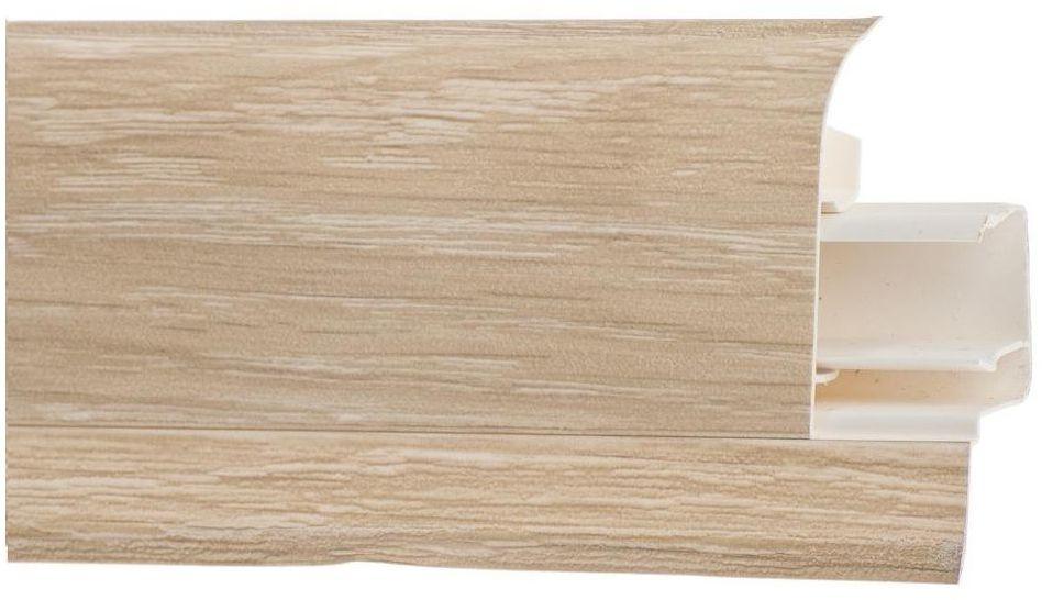Listwa przypodłogowa LM 60 Dąb piaskowy Arbiton